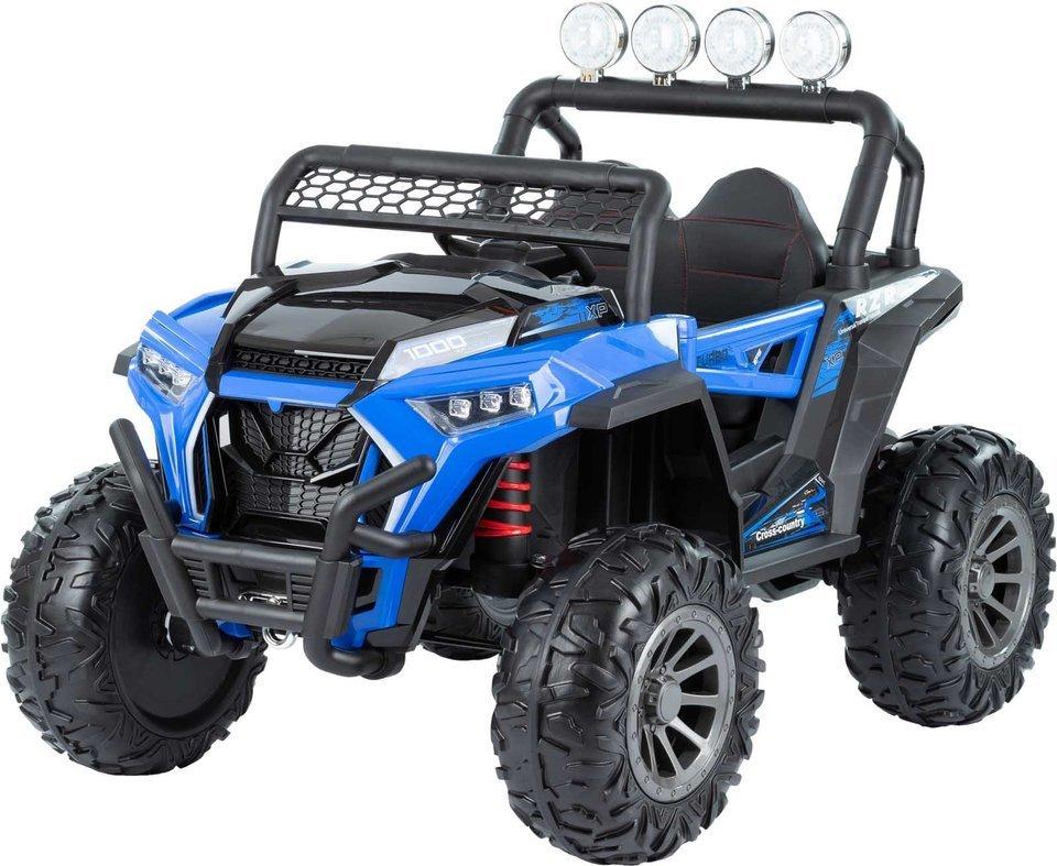 NEL918 POJAZD 4WD MONSTER  BLUE